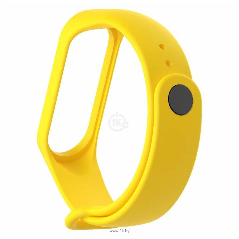 Фотографии Xiaomi для Mi Band 3 (желтый)
