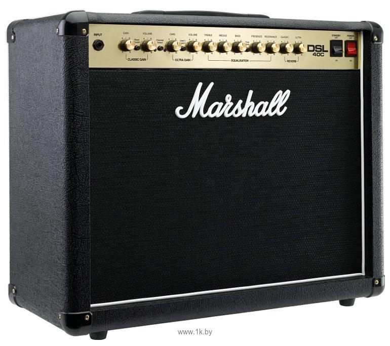 Фотографии Marshall DSL40C