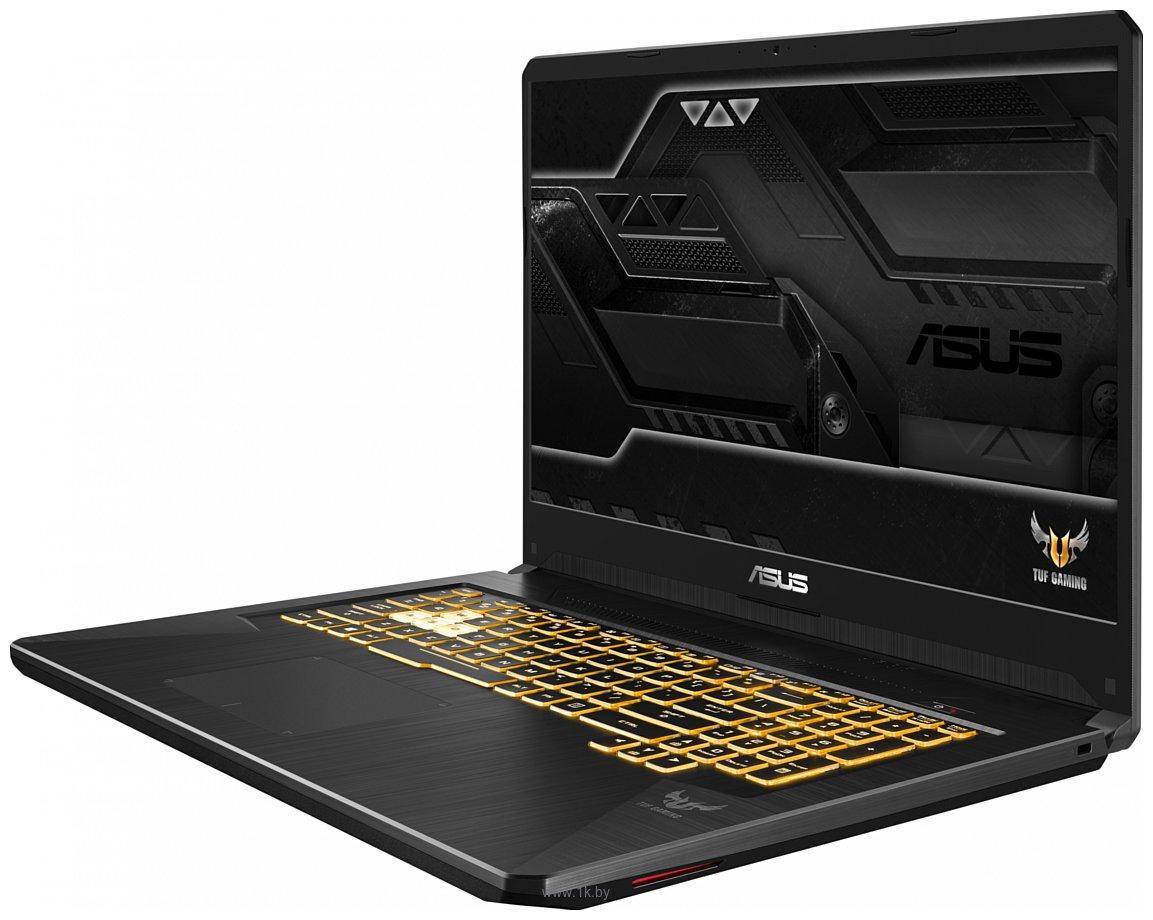 Фотографии ASUS TUF Gaming FX705GM-EV203