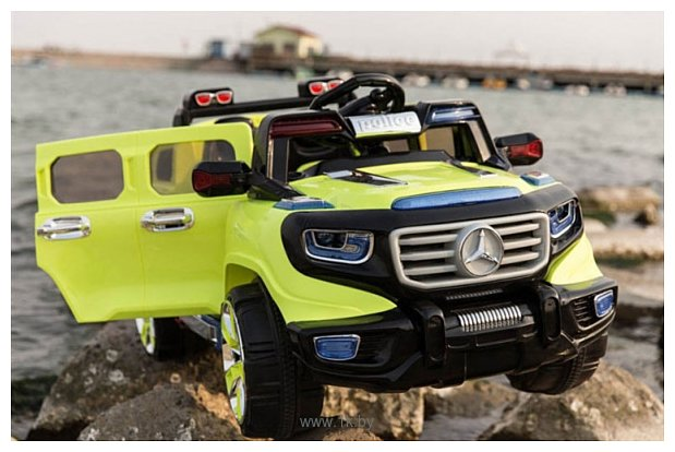 Фотографии Electric Toys Mercedes Ener-G-Force