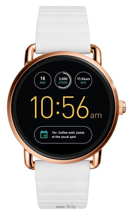 Фотографии FOSSIL Gen 2 Smartwatch Q Wander (silicone)