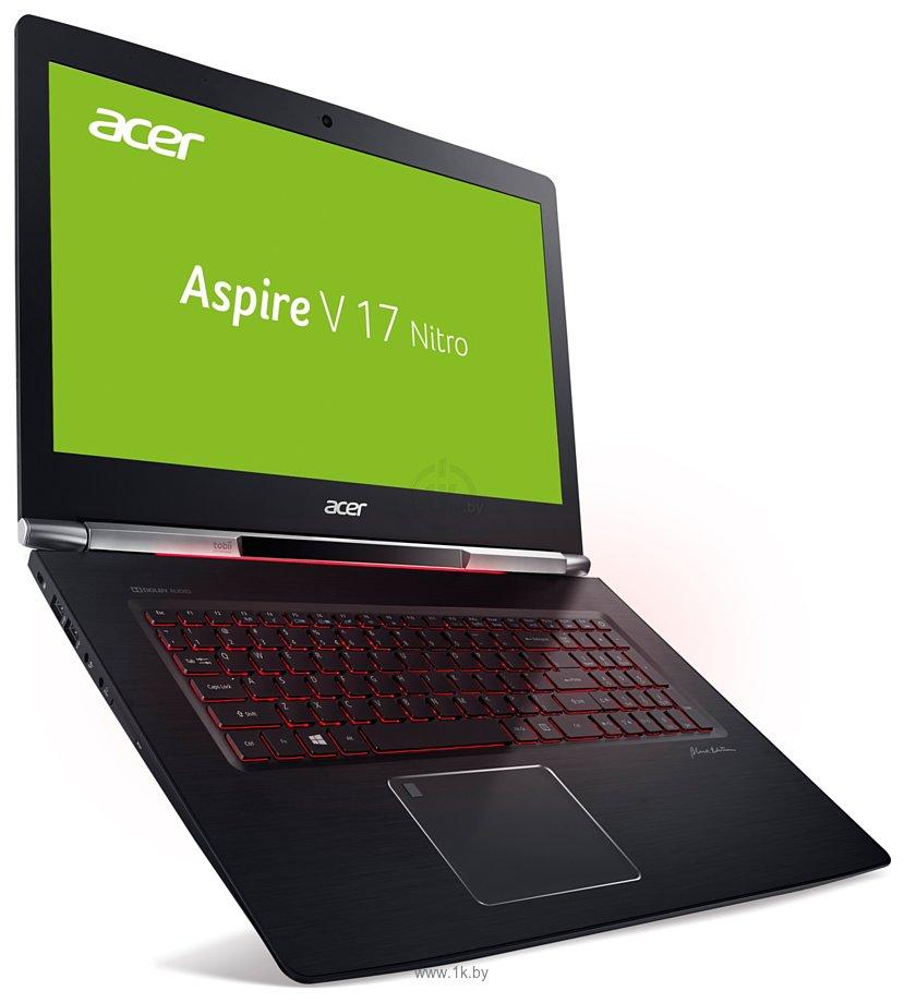 Фотографии Acer Aspire V17 Nitro VN7-793G-75RX (NH.Q25ER.006)