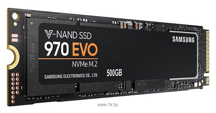 Фотографии Samsung MZ-V7E500BW