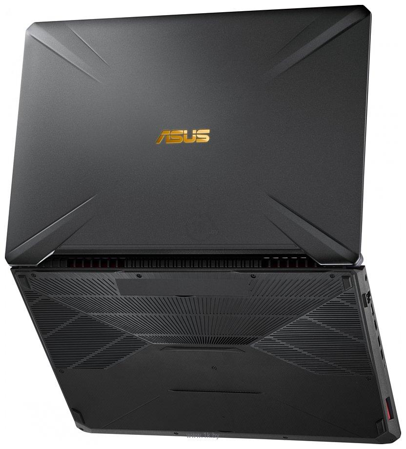 Фотографии ASUS TUF Gaming FX705GM-EV086
