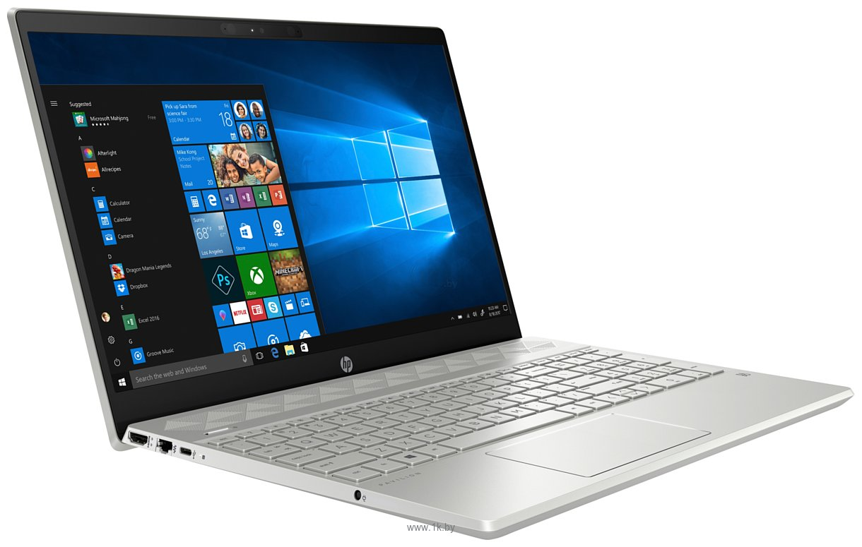 Фотографии HP Pavilion 15-cs2014ur (6RT93EA)