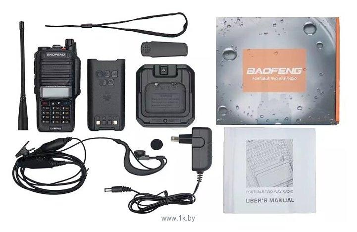 Фотографии Baofeng UV-9R Plus 8W + шнурок Mirkit