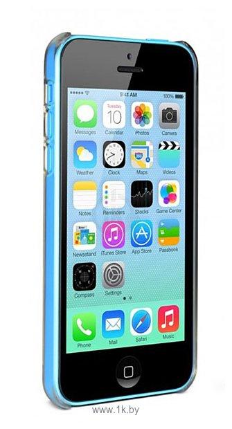 Фотографии Cygnett Crystal для iPhone 5C (CY1252CPCRY)