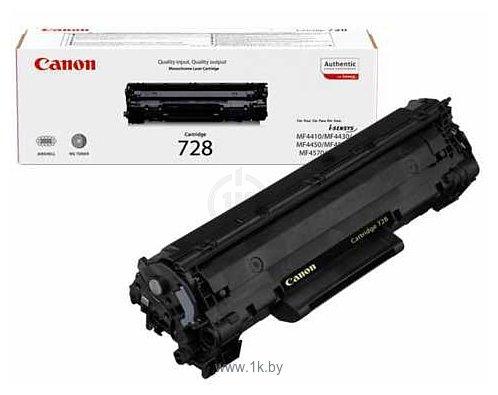 Фотографии Аналог Canon 728