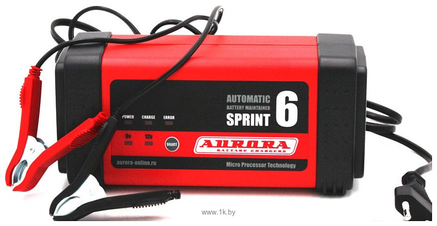 Фотографии Aurora Sprint 6