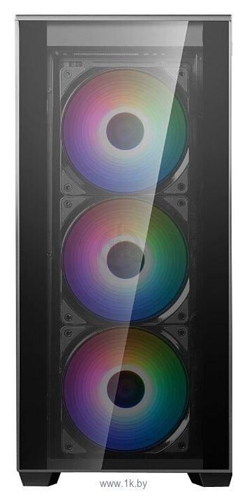 Фотографии Deepcool Matrexx 70 ADD-RGB 3F Black