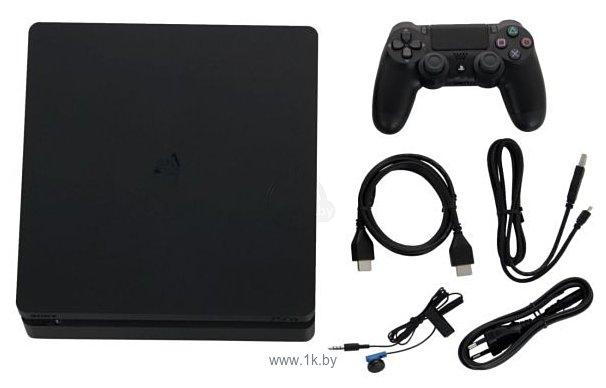 Фотографии Sony PlayStation 4 Slim 1TB Detroit + Horizon Zero Dawn + Last of Us