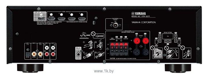 Фотографии Yamaha HTR-2071