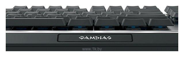 Фотографии GAMDIAS Hermes P3 Black USB