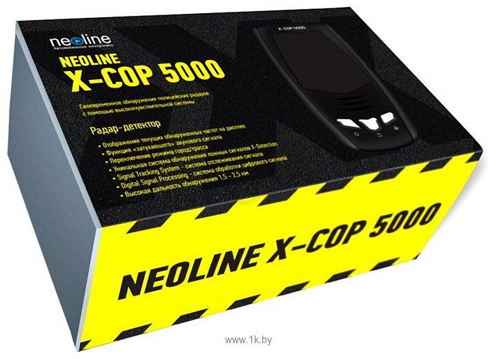 Фотографии Neoline X-COP 5000