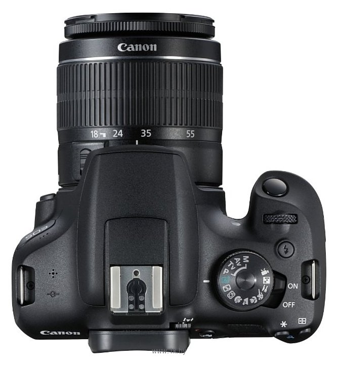 Фотографии Canon EOS 2000D Kit