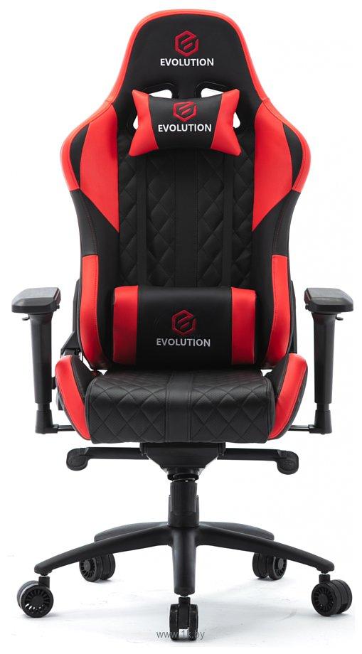Фотографии Evolution Racer M (черный/красный)