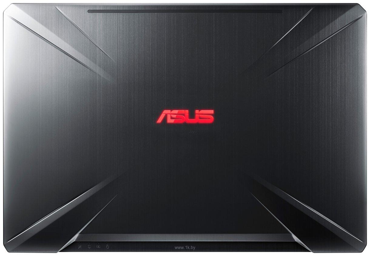 Фотографии ASUS TUF Gaming FX504GE-E4536