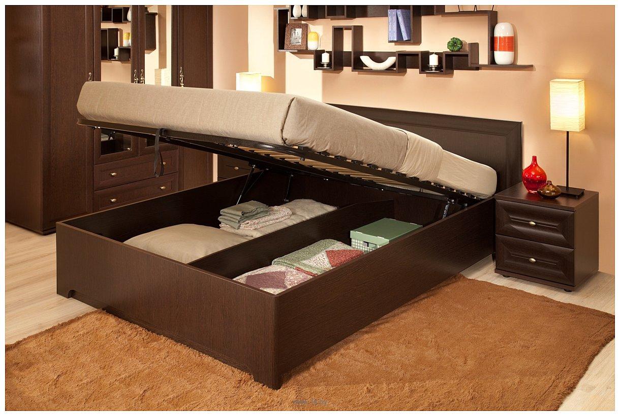 кровать с подъемным механизмом фото заядлый охотник