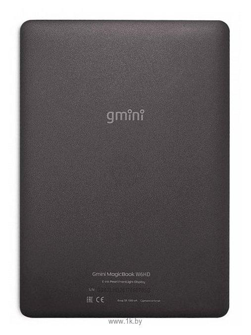 Фотографии Gmini MagicBook W6HD
