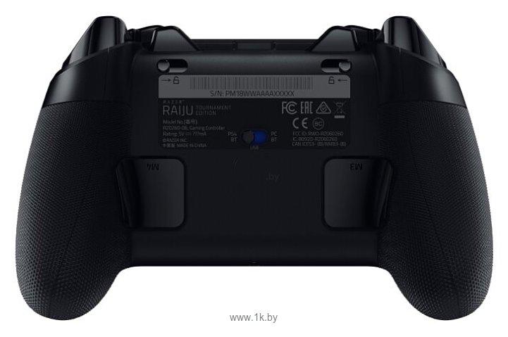 Фотографии Razer Raiju Tournament Edition