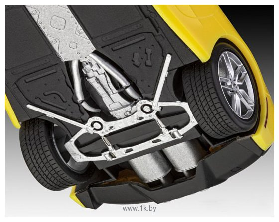 Фотографии Revell 07449 Автомобиль Easy-click 2014 Corvette Stingray