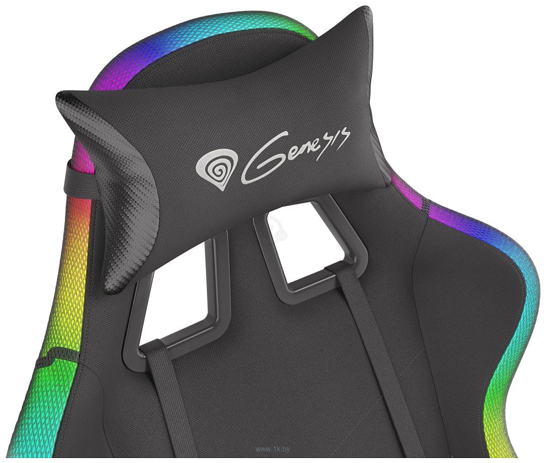Фотографии Genesis Trit 500 RGB (черный)