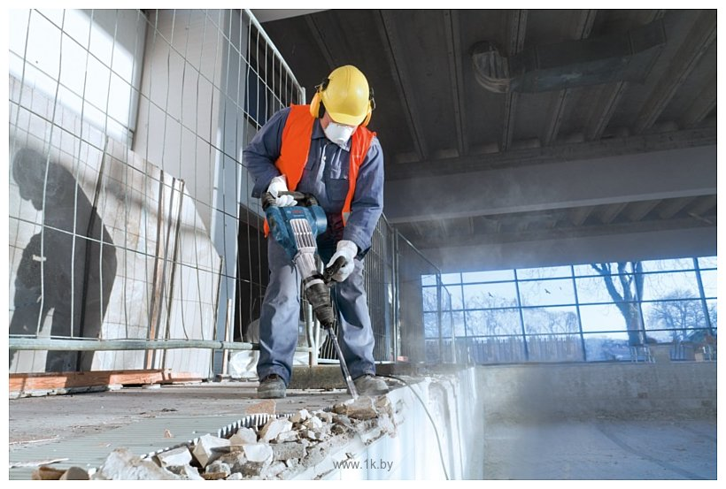 Фотографии Bosch GSH 11 VC Professional (0611336000)