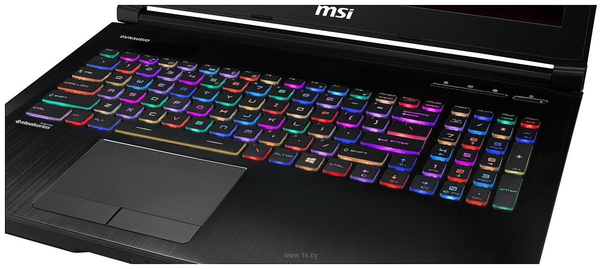 Фотографии MSI GT75 8RG-070RU Titan