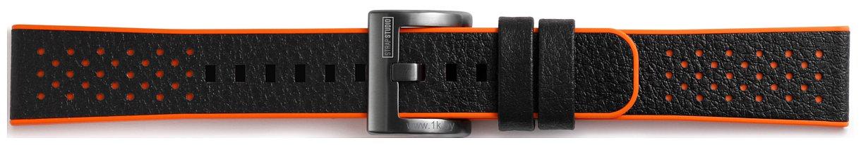 Фотографии Braloba Hybrid 20 мм (черный/оранжевый)