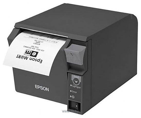 Фотографии Epson TM-T70II