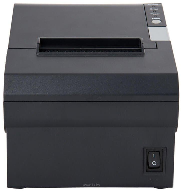 Фотографии Mertech (Mercury) Mprint G80 (USB/RS232/Ethernet, черный)