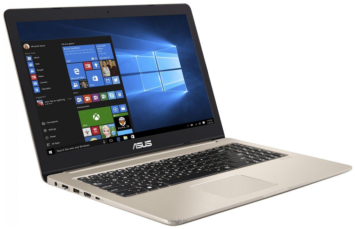 Фотографии ASUS VivoBook Pro 15 N580VD-FZ404R