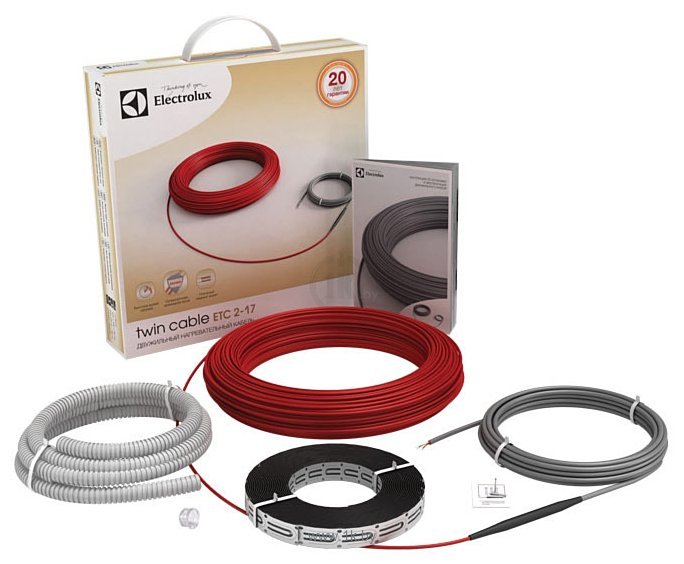 Фотографии Electrolux Twin Cable ETC 2-17-400