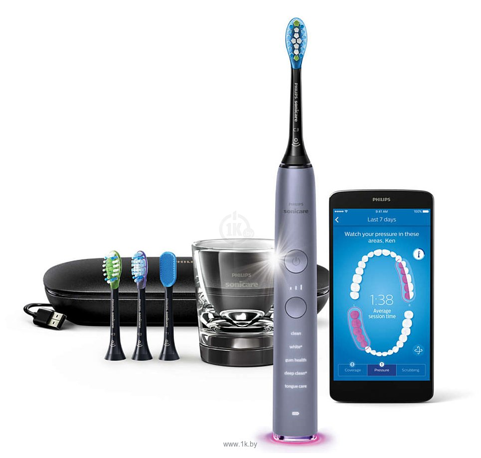 Фотографии Philips Sonicare DiamondClean Smart HX9924/47