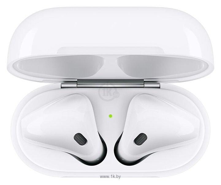 Фотографии Apple AirPods 2 (без беспроводной зарядки чехла)