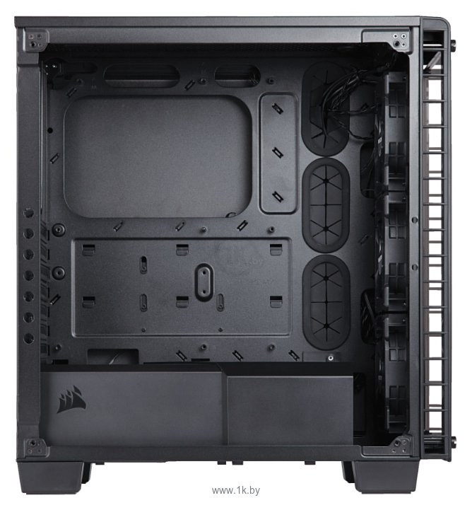 Фотографии Corsair Crystal Series 460X RGB Black
