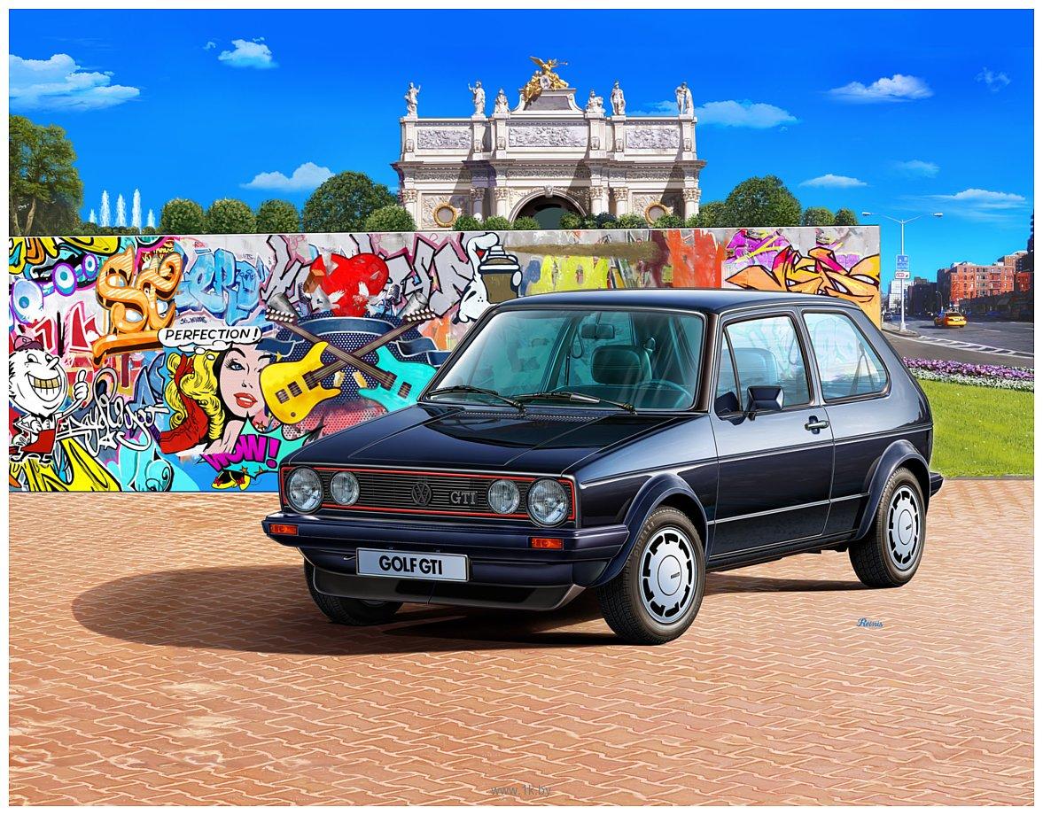 Фотографии Revell 05694 35 Years VW Golf 1 GTI Pirelli