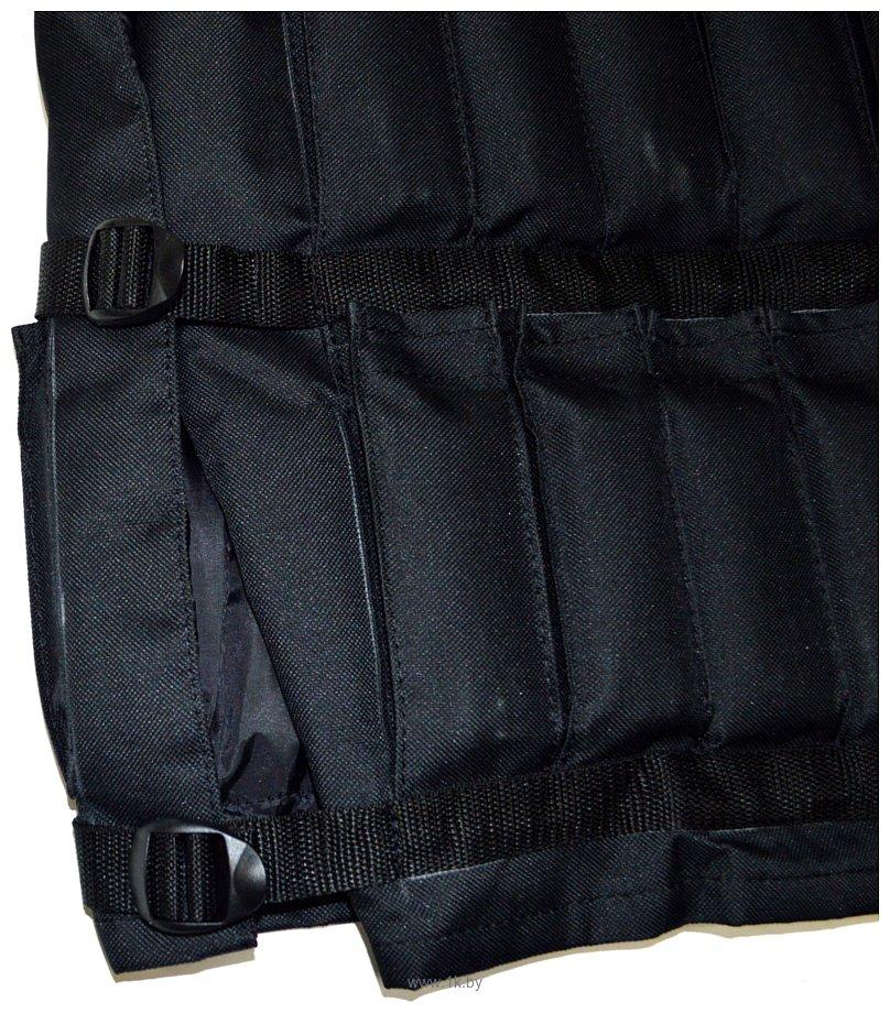 Фотографии Titan Sport жилет 10 кг (р. 46-52, черный)