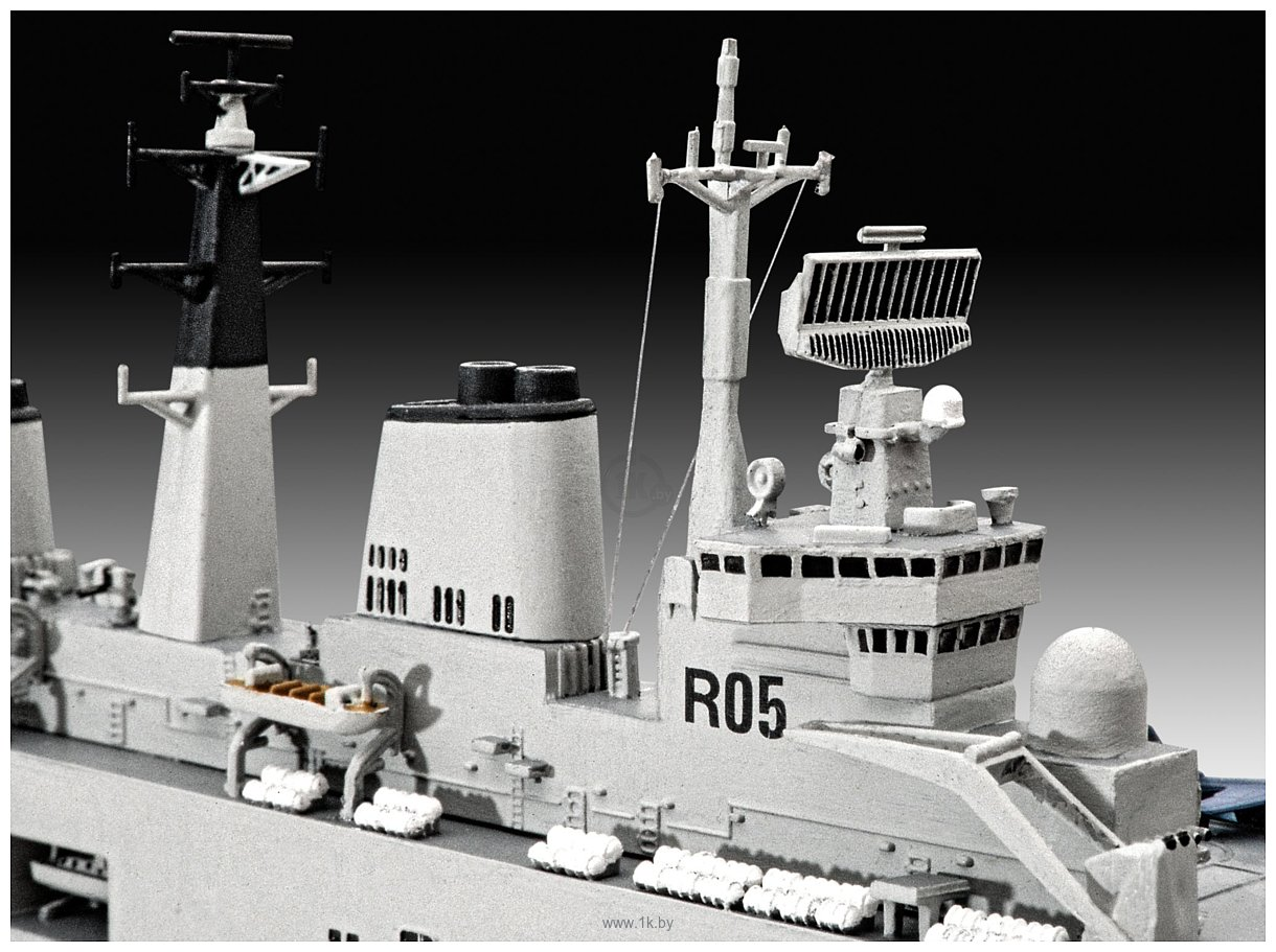 Фотографии Revell 05172 HMS Invincible Falkland War