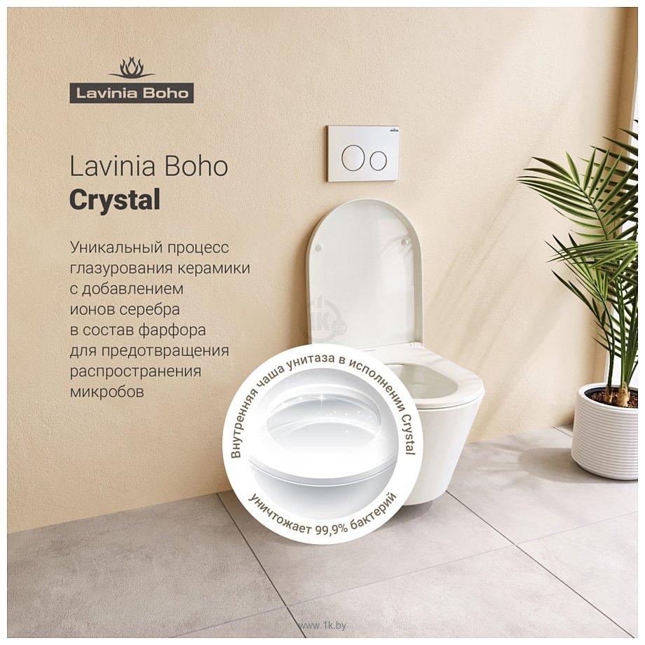 Фотографии Lavinia Boho Biore Compacto Rimless 9 в 1 97010049 (белый пластик)