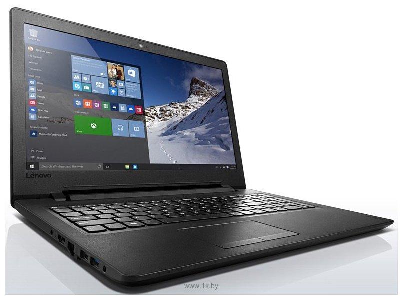 Фотографии Lenovo IdeaPad 110-15IBR (80T7008TPB)