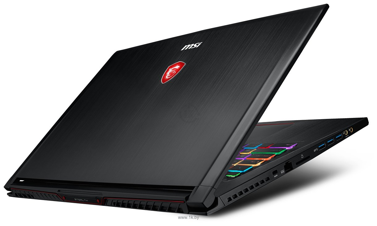 Фотографии MSI GS73 8RF-028RU Stealth