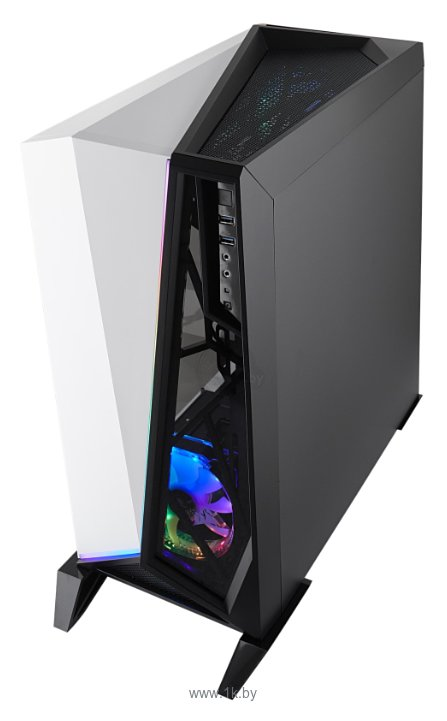 Фотографии Corsair Carbide Series SPEC-OMEGA RGB White