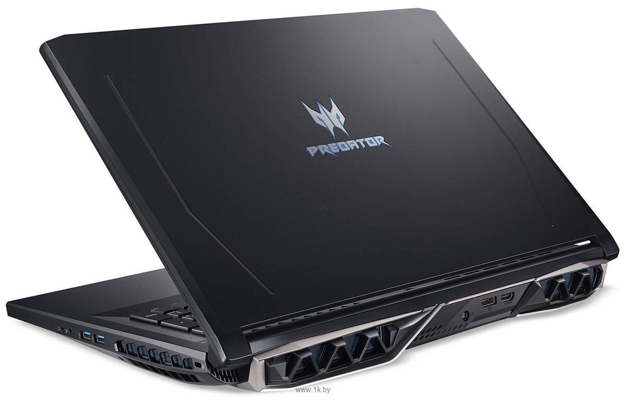 Фотографии Acer Predator Helios 500 PH517-51-59A6 (NH.Q3NEU.005)