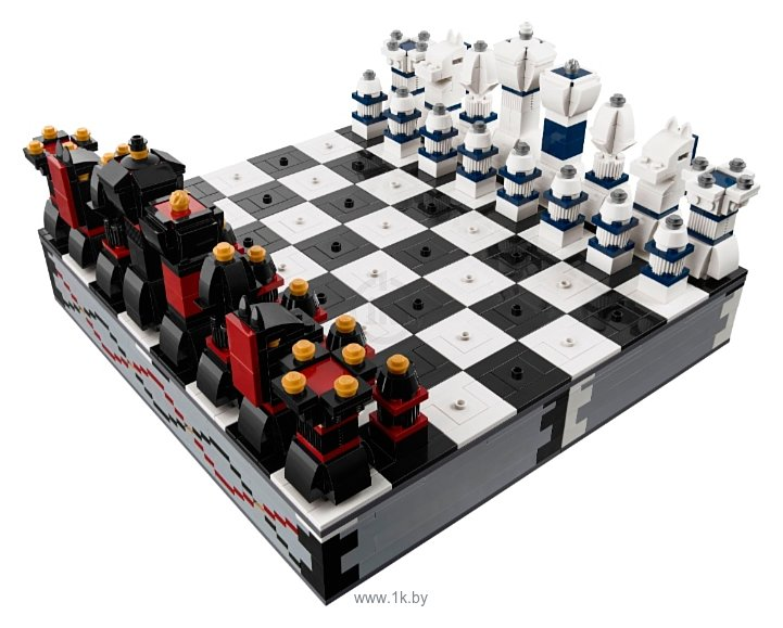 Фотографии LEGO Creator 40174 Шахматы и шашки