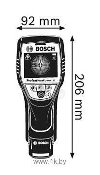Фотографии Bosch D-Tect 120 (0601081301)