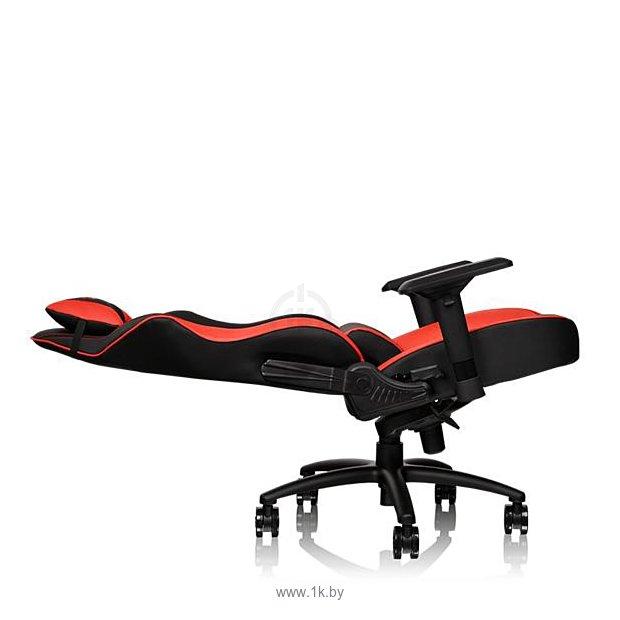 Фотографии TteSports GT Comfort C500 (черный/красный) (GC-GTC-BRLFDL-01)