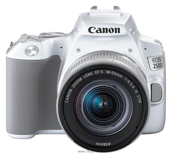 Фотографии Canon EOS 250D Kit