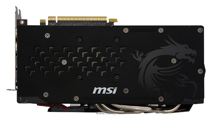 Фотографии MSI Radeon RX 580 1393Mhz PCI-E 3.0 4096Mb 7100Mhz 256 bit DVI 2xHDMI HDCP Gaming X