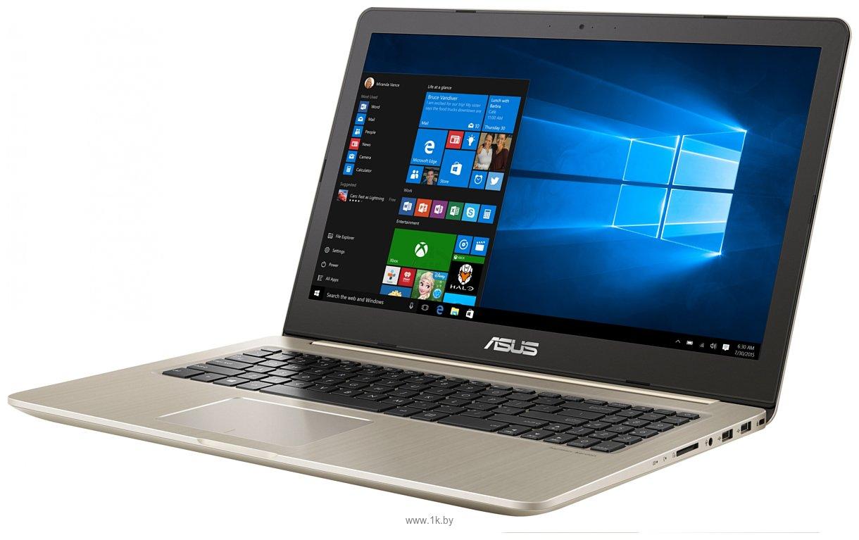 Фотографии ASUS VivoBook Pro 15 (N580VD-DM153)